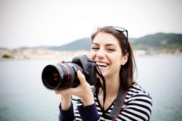 Photographer lifestyle image